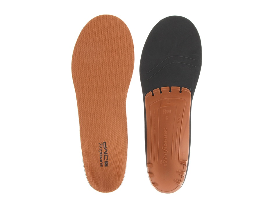 Superfeet - DMP Copper (Copper) Insoles Accessories Shoes