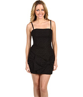 BCBGMAXAZRIA - Strapless Minidress w/ Bow Detail