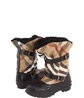 Burberry - Mid House Check Weather Boot