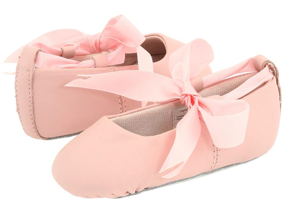 Baby Deer Sabrina Ballet Infant/Little Kid Pink Leather Girls Shoes