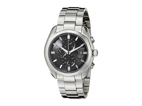 Citizen Watches CA0020-56E Eco Drive Titanium Watch