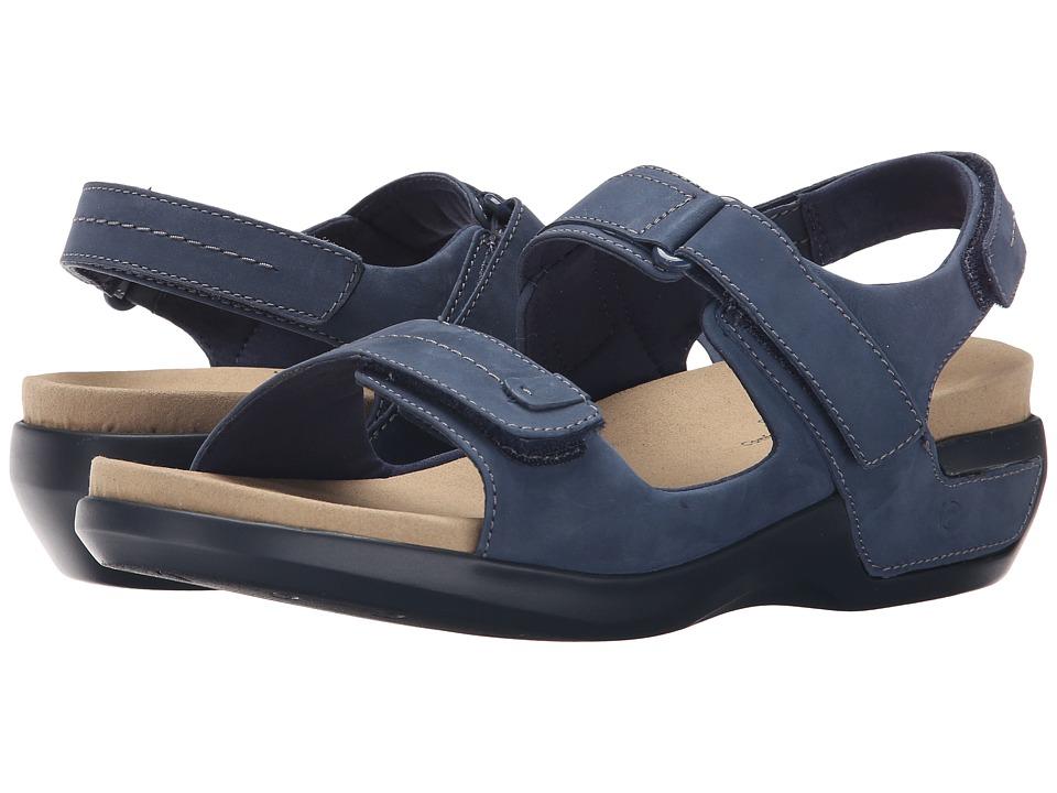 Aravon Katy (Navy) Sandals