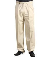 Nautica Big & Tall - Big & Tall Wrinkle Resistant Double Pleat Pant