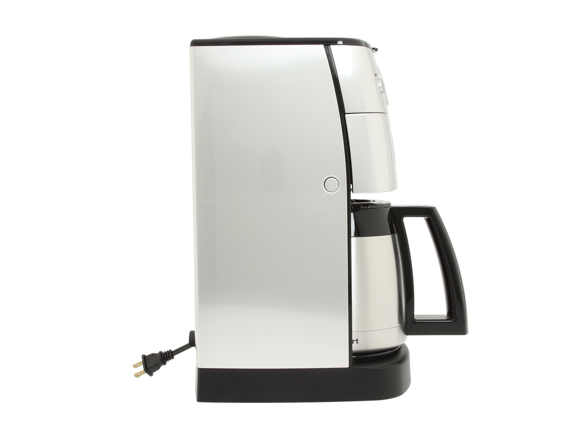 Cuisinart Dgb 650bc Grind Brew Thermal 10 Cup Coffee Maker Shipped Free at Zappos