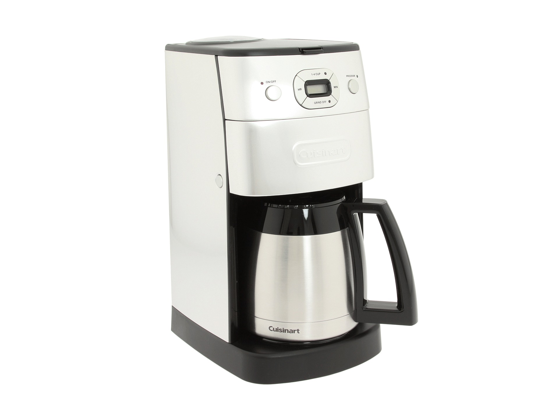 Cuisinart Coffee Maker Error 2 : Cuisinart Dgb 650bc Grind Brew Thermal 10 Cup Coffee Maker Shipped Free at Zappos