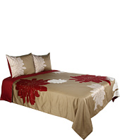 Blissliving Home - Ashley Grey Full/Queen Duvet Set