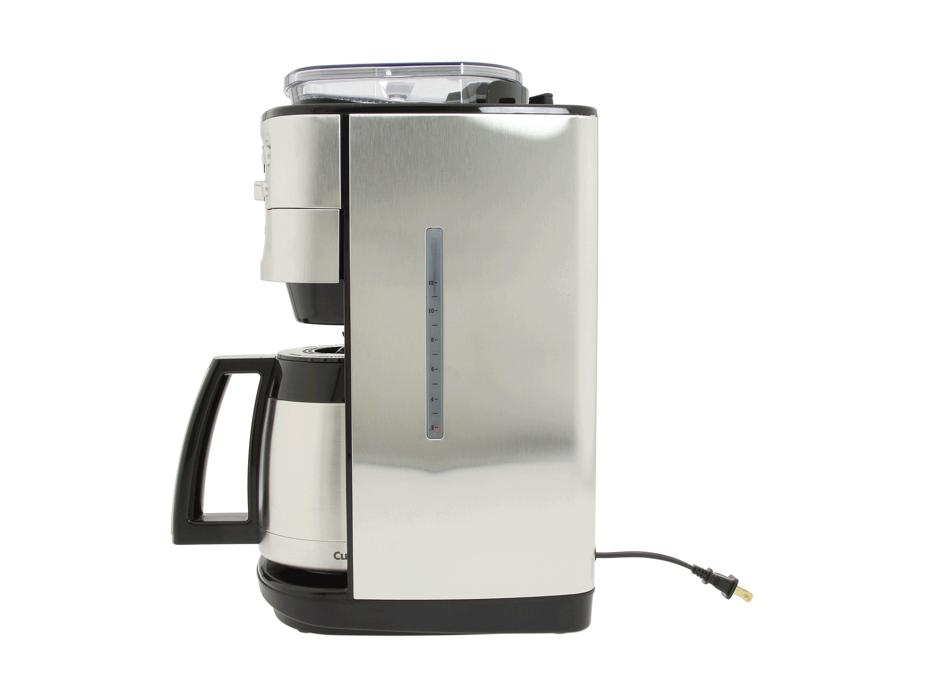 Cuisinart Coffee Maker With Grinder Not Working : Cuisinart Dgb 900bc Grind Brew Thermal 12 Cup Coffee Maker Shipped Free at Zappos
