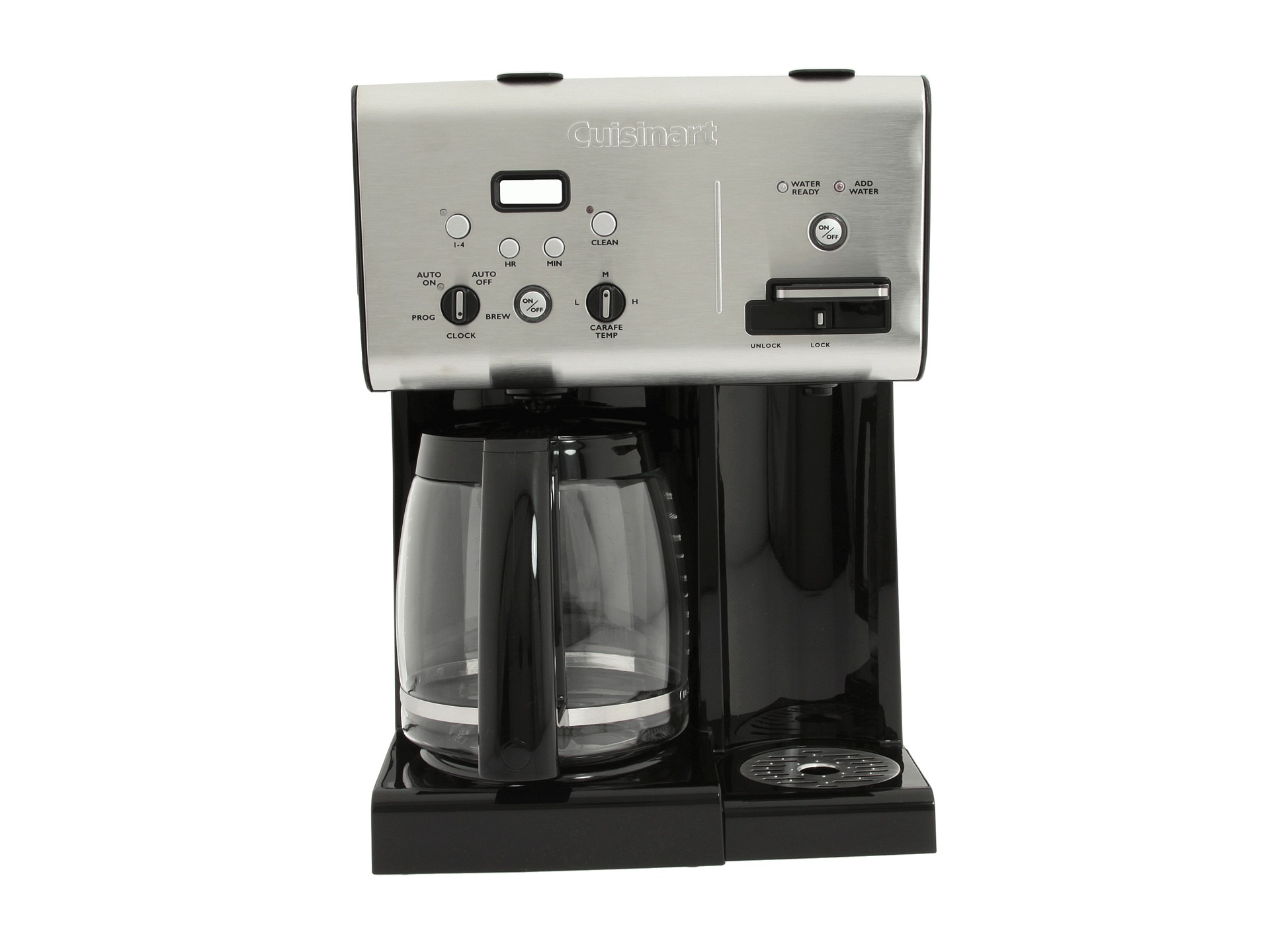 Cuisinart Chw 12 Coffee Plus 12 Cup Coffee Maker And Hot Water System Shipped Free at Zappos