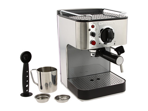 Cuisinart Coffee Maker Coffee Not Hot Enough : Cuisinart Em 100 Espresso Machine Espresso Machines Coffee