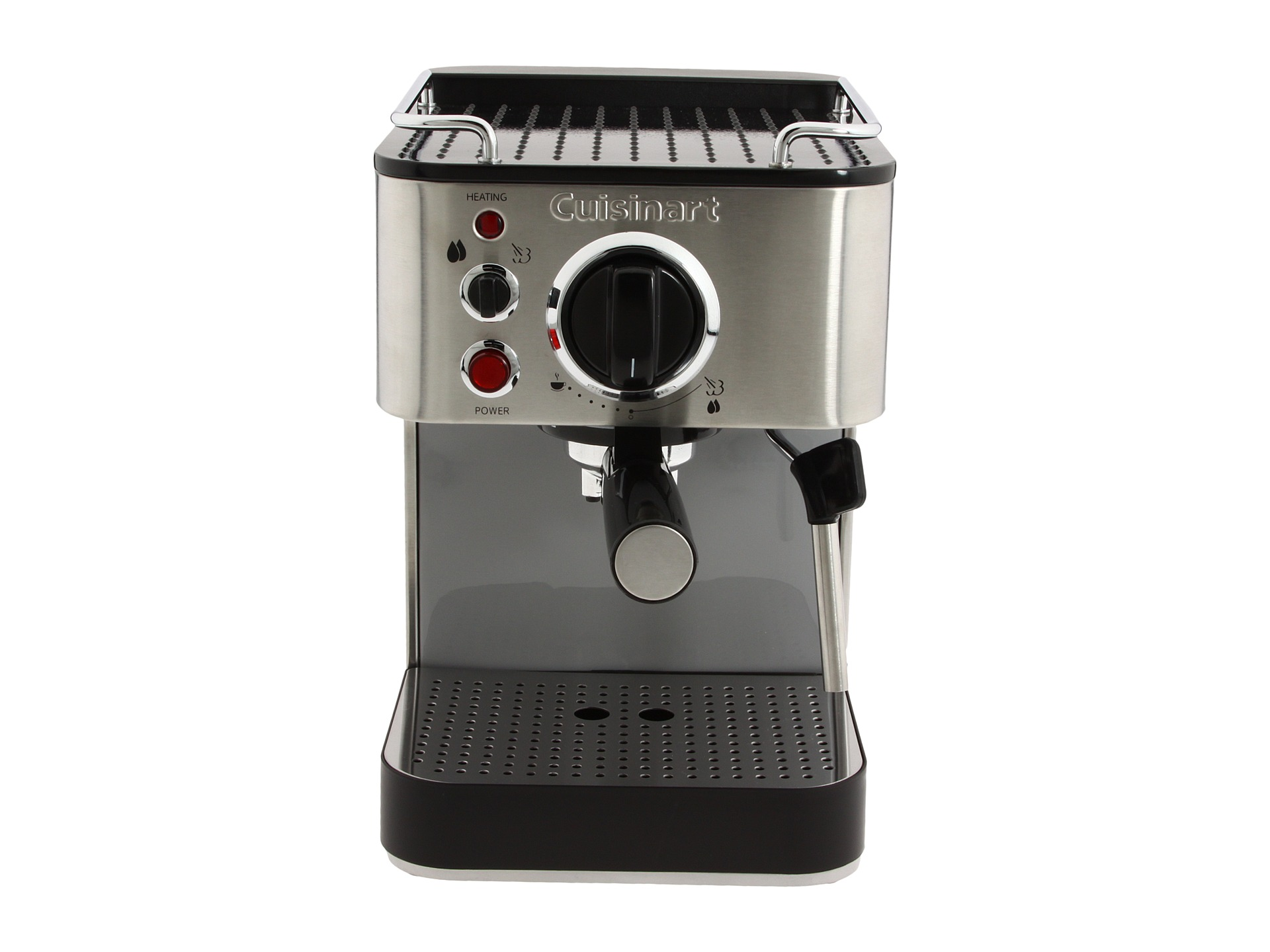 Cuisinart Em 100 Espresso Maker Stainless Steel Shipped Free at Zappos