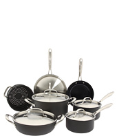 Cuisinart - GreenGourmet™ Hard Anodized 12-Piece Cookware Set