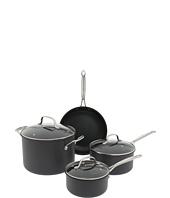 Cuisinart - Chef's Classic Non-Stick Hard Anodized 7-Piece Cookware Set