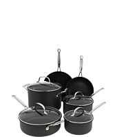 Cuisinart - Chef's Classic Non-Stick Hard Anodized 10-Piece Cookware Set