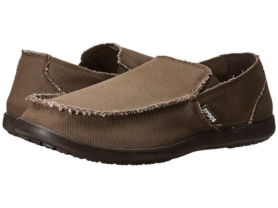 Crocs - Santa Cruz (Espresso/Espresso) Men