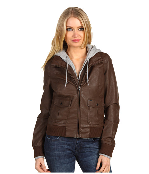 Obey - Jealous Lover Jacket (Brown) - Apparel