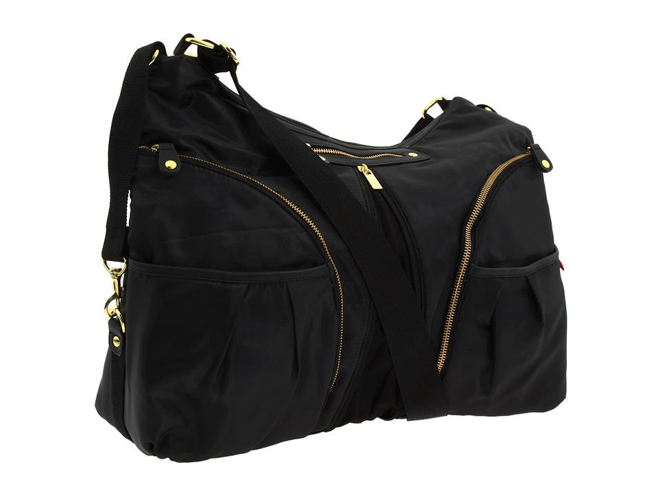 Skip Hop - Versa Diaper Bag (Black) Diaper Bags