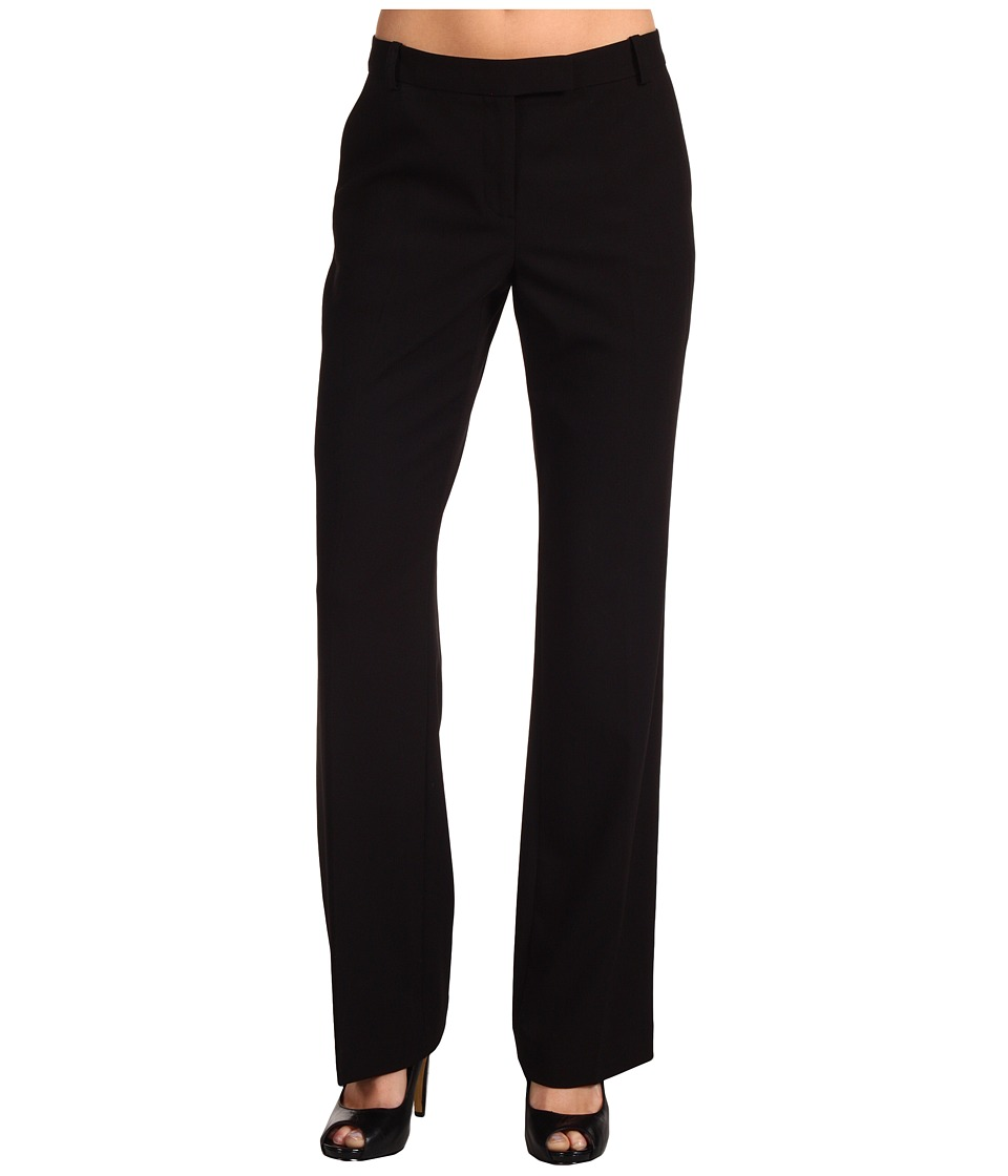 Calvin Klein Madison Pant Black Womens Casual Pants
