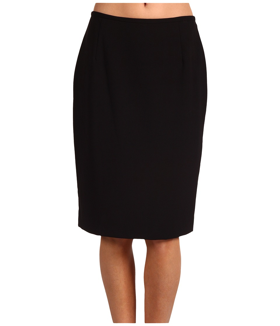 Calvin Klein - Pencil Skirt (Black) Womens Skirt