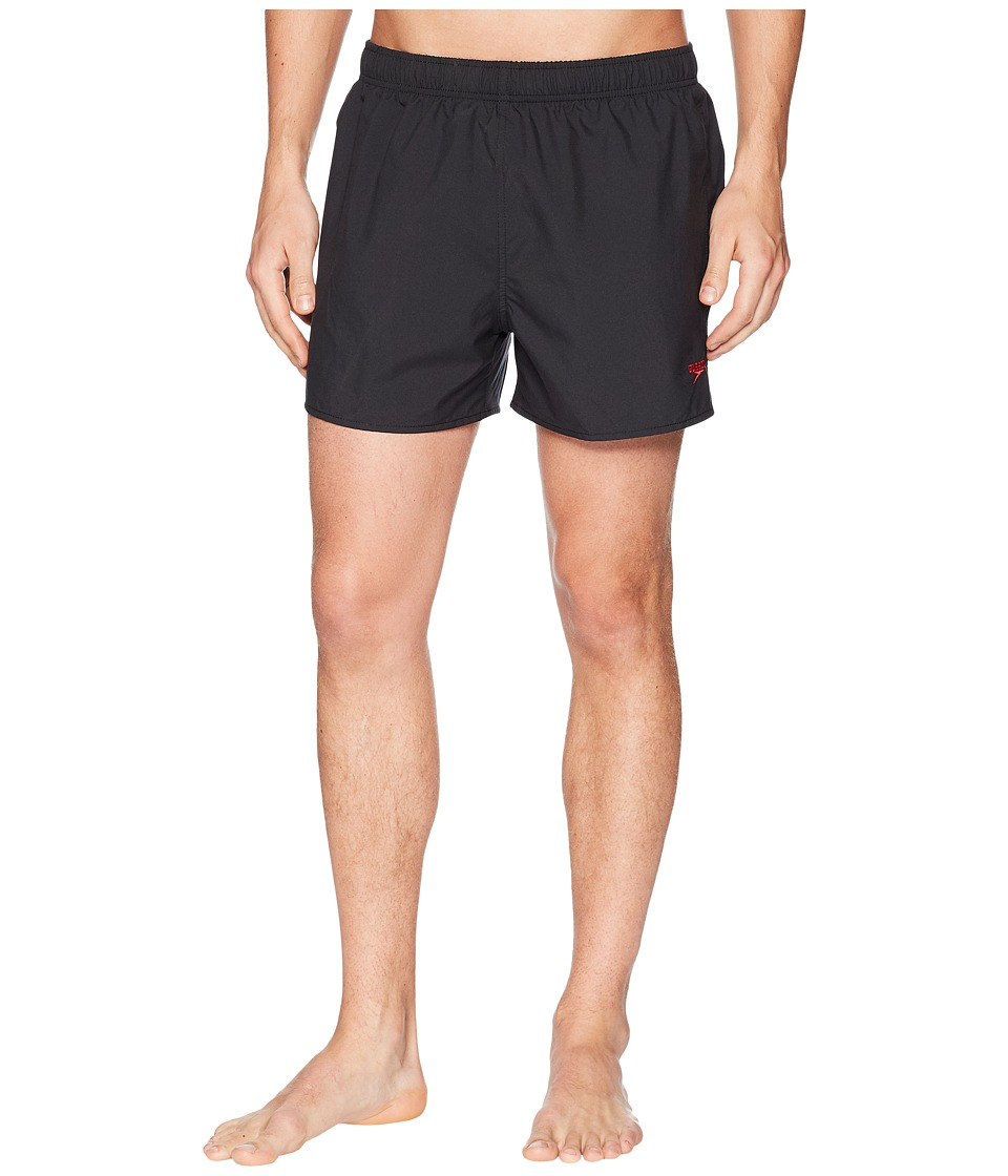 Speedo - Surf Runner Volley Short (Black) Mens Swimwear