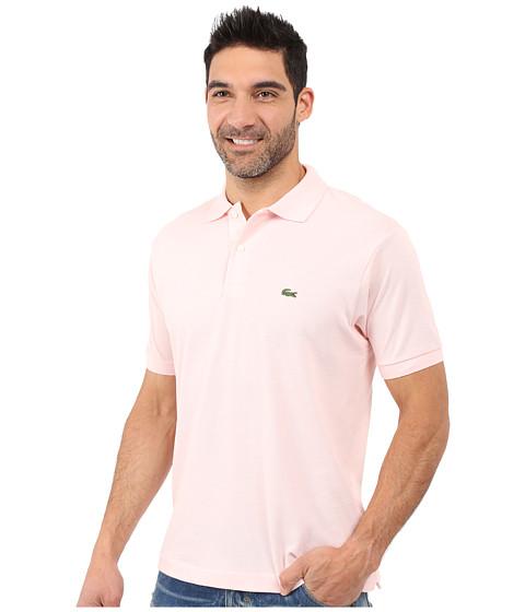 Рубашка поло лакост 7