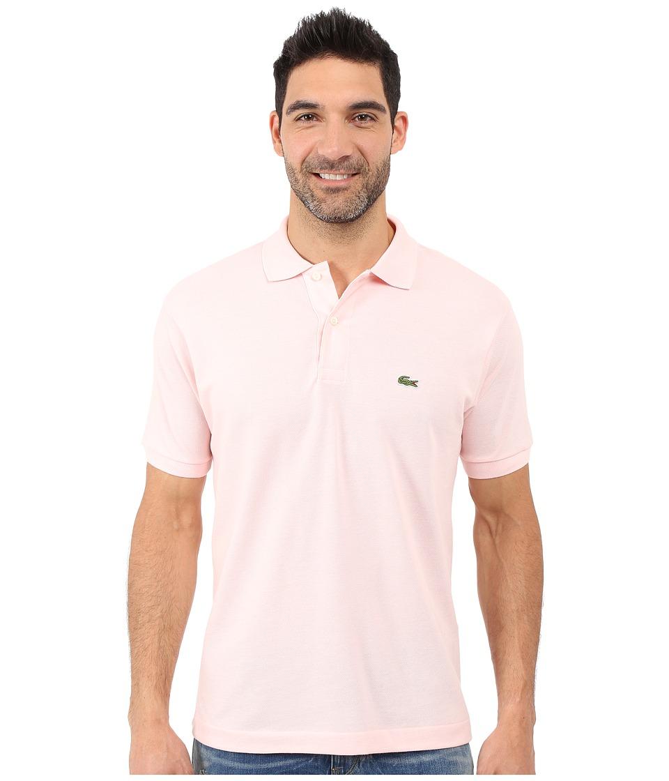 Lacoste - L1212 Classic Pique Polo Shirt (Flamingo) Men