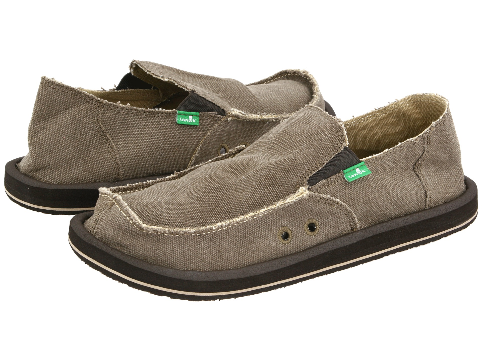 Buy Sanuk Women's Donna Hemp Flat and other Loafers & Slip-Ons at softplaynet.ga Our wide selection is eligible for free shipping and free returns.