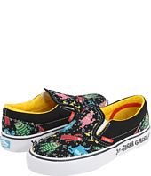 Vans Kids - Yo Gabba Gabba Classic Slip-On (Toddler/Youth)
