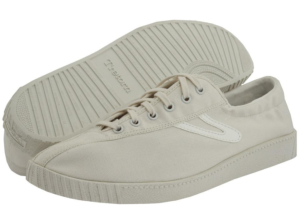 Tretorn Nylite Canvas White/White 2 Mens Classic Shoes