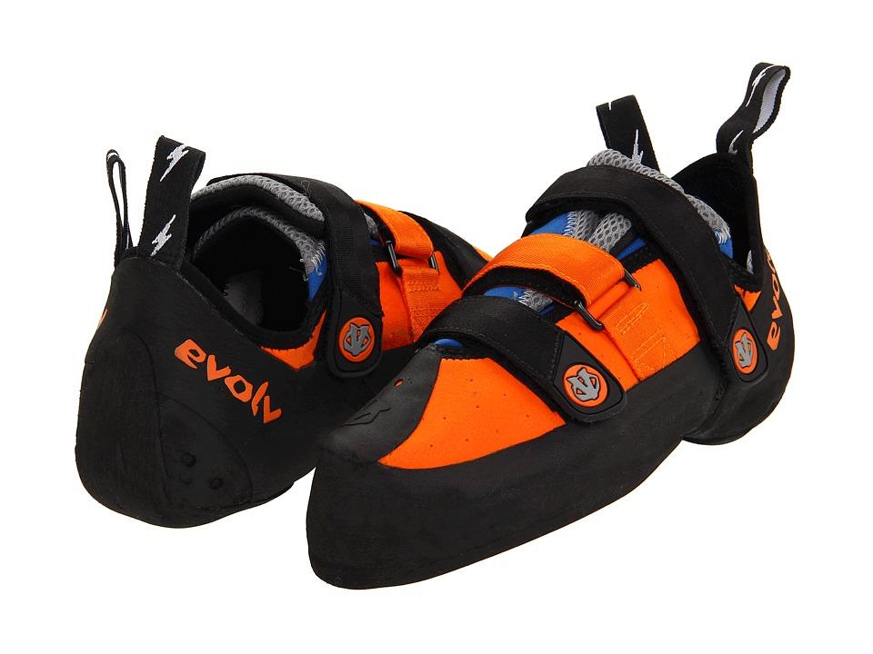 EVOLV Shaman Orange/Blue Mens Shoes