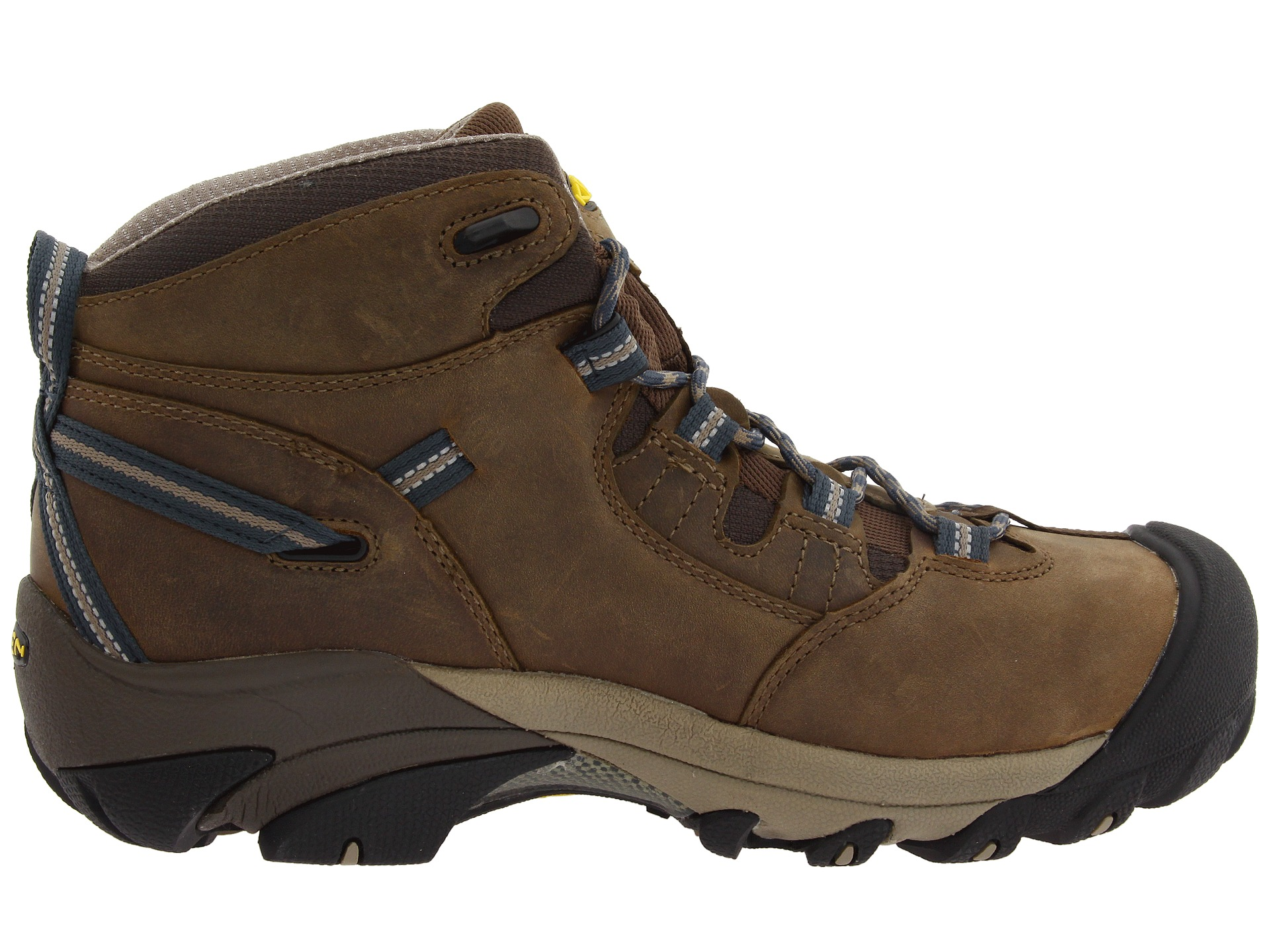 Detroit Black Slate : Keen utility detroit mid at zappos