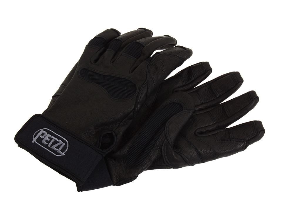 Petzl CORDEX Belay/Rap Glove Black Outdoor Sports Equipment