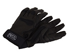 Petzl - CORDEX+ Belay/Rap Glove (Black) - Accessories at Zappos.com