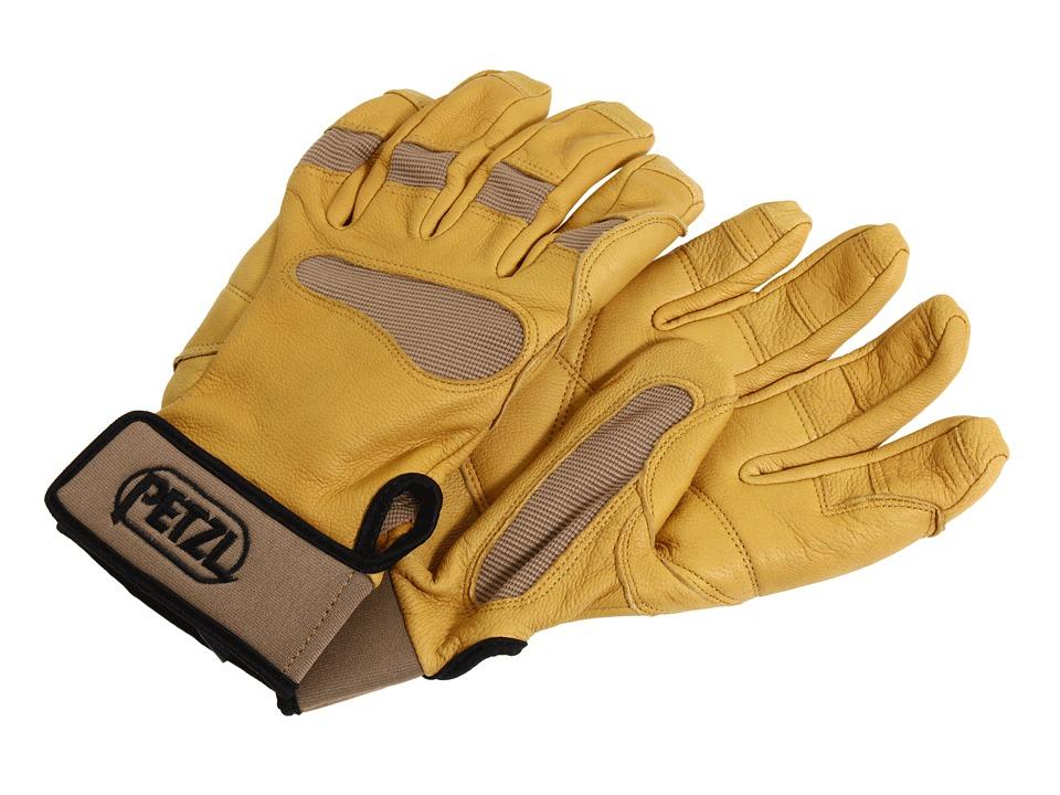 Petzl CORDEX Belay/Rap Glove Tan Outdoor Sports Equipment