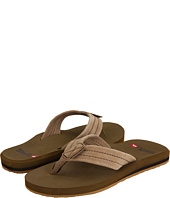 Quiksilver Kids - Carver Suede (Toddler/Youth)