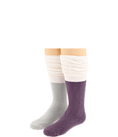 Kamik Kids - Ruffle Slouch Knee High 2-Pack