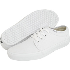 106 Vulcanized Core Classics (True White) Skate Shoes
