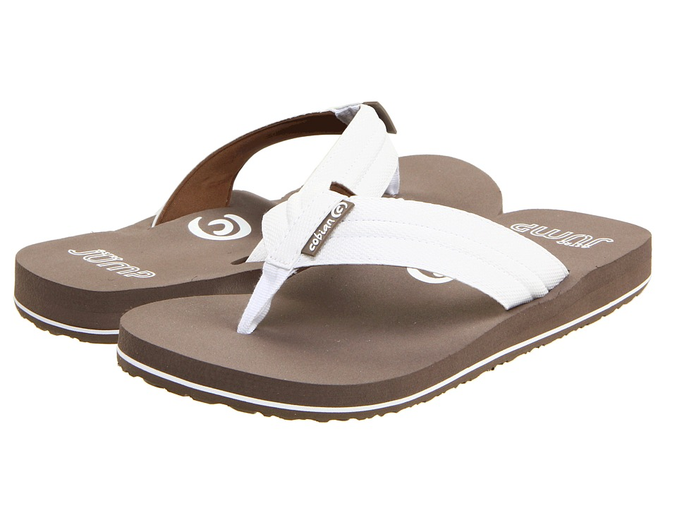 Cobian Astro Jump White Mens Sandals