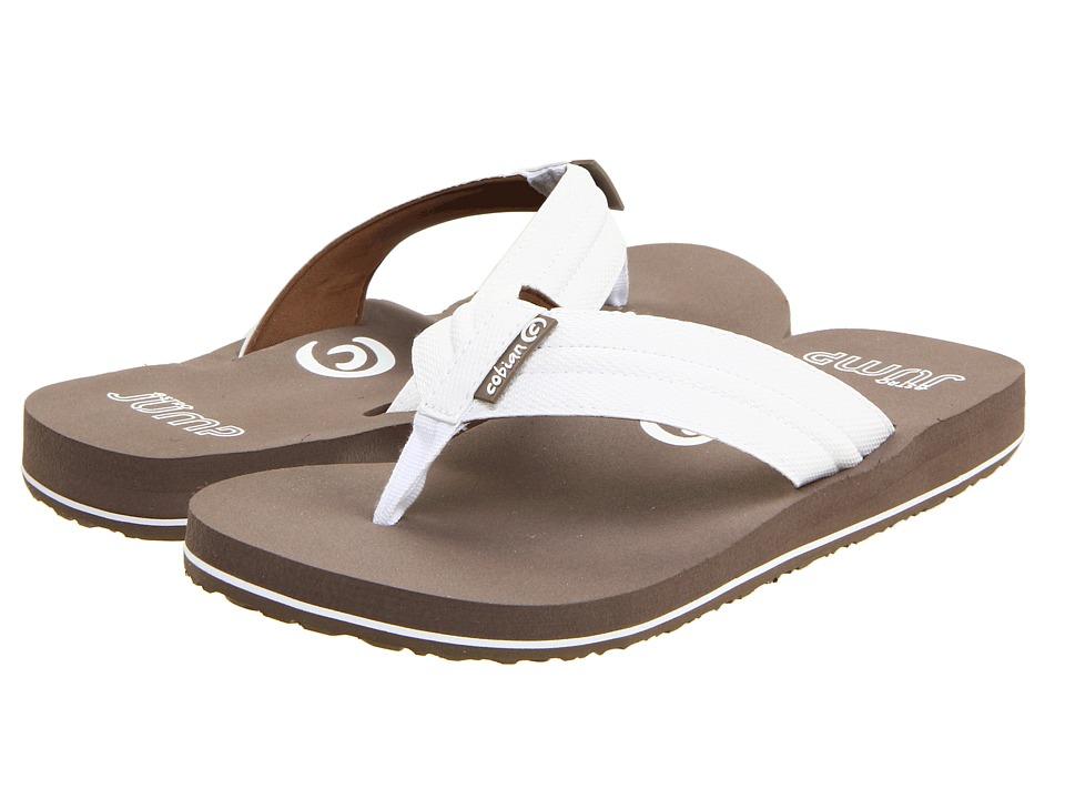 Cobian Astro Jump White Mens Sandals