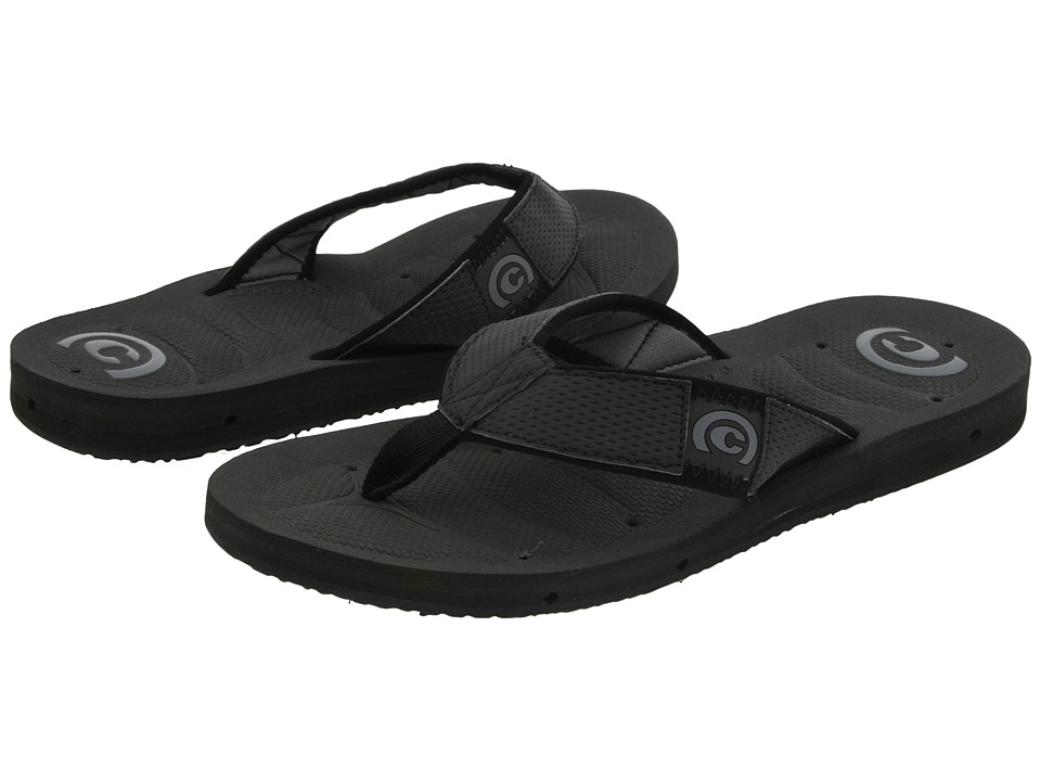 Cobian Draino Black Mens Sandals