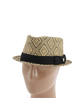 Coal - Considered Landon Plaid Fedora