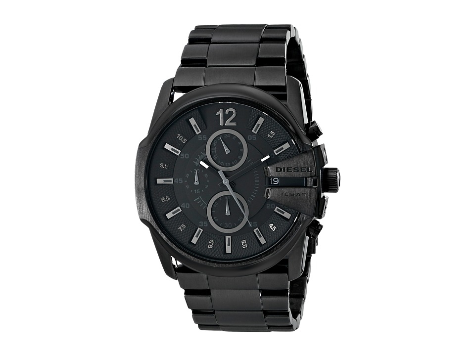 Diesel - DZ4180 (Black) Analog Watches