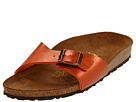 Birkenstock - Madrid Slip-on (Copper Coin Birko-Flor ) - Footwear, Dress Shoes, Womens, Wide Fit, Wide Widths
