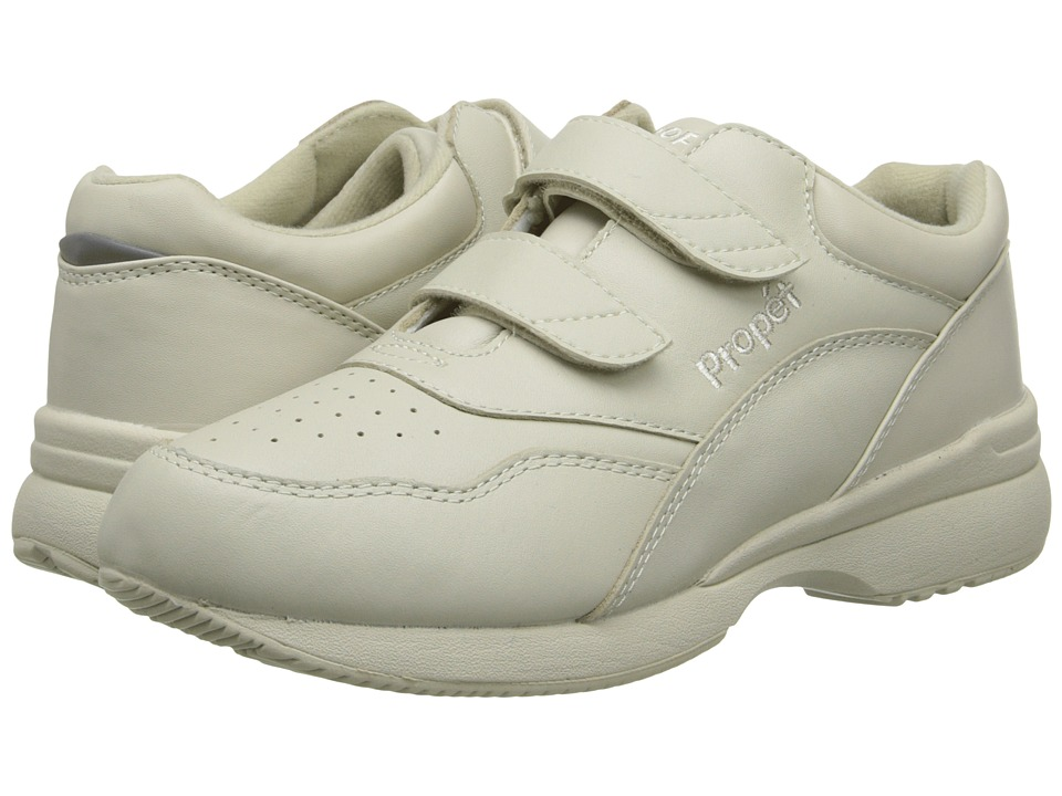 Propet - Tour Walker Medicare/HCPCS Code = A5500 Diabetic Shoe (Sport White) Womens Shoes