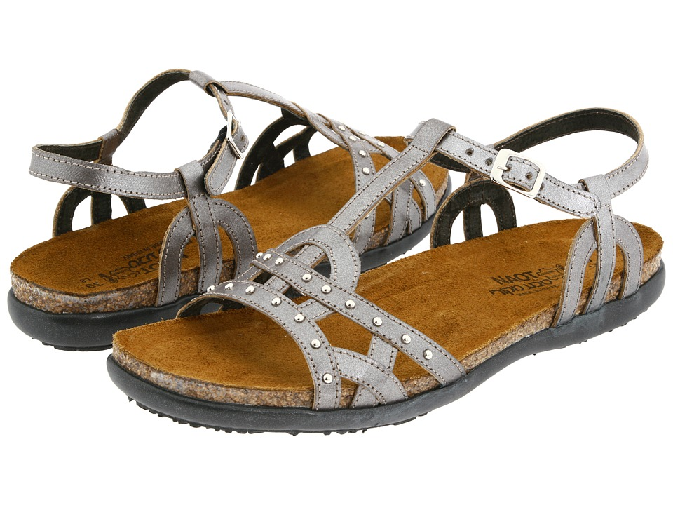 Naot Footwear Elinor (Mirror Leather) Sandals