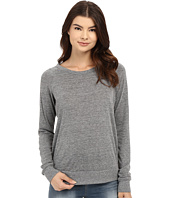 Alternative Apparel - Eco-Heather Slouchy Pullover