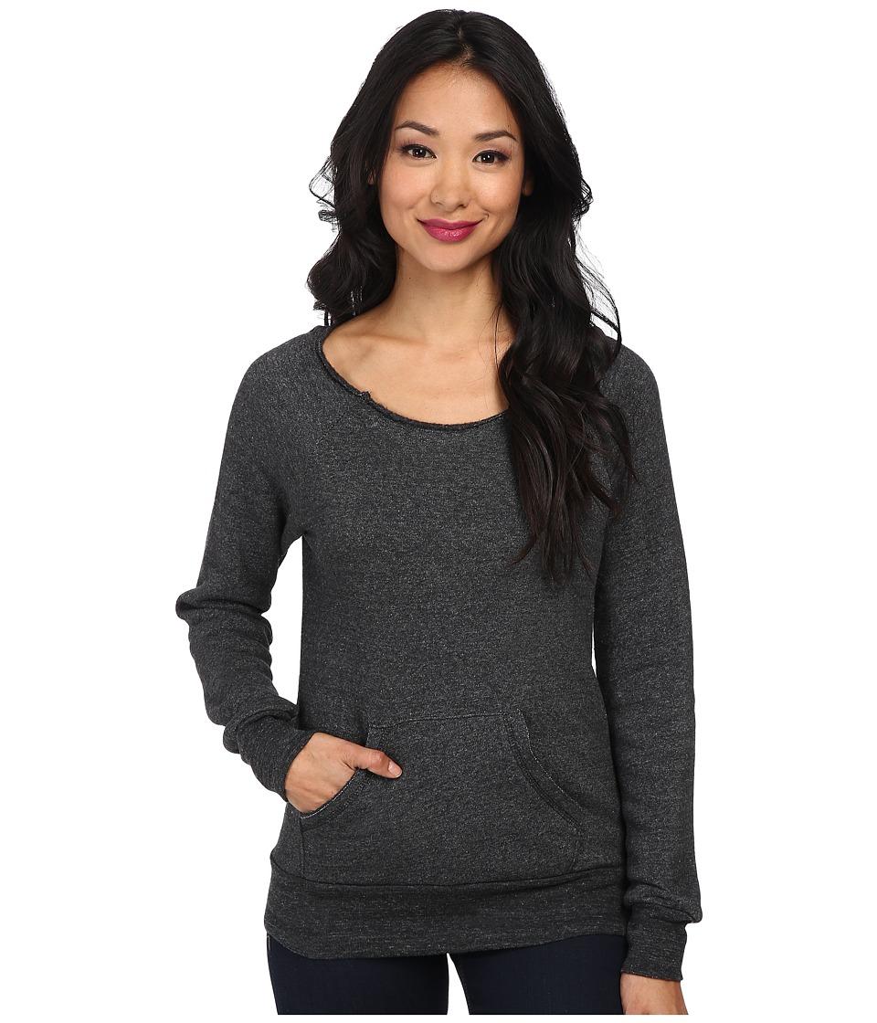 Alternative - The Maniac Eco-Fleece Sweatshirt (Black) Womens Sweatshirt