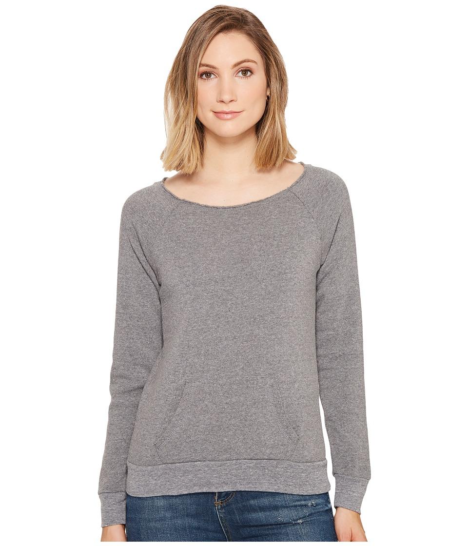 Alternative The Maniac Eco-Fleece Sweatshirt (Grey) Women