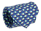 Vineyard Vines - Turtle Printed Tie (Navy) - Accessories