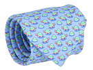 Vineyard Vines - Turtle Printed Tie (Blue) - Accessories