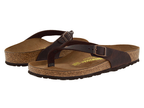 Birkenstock - Adria (Habana Oiled Leather) - Footwear, wide width womens sandals, wide fitting sandal, cute, WW